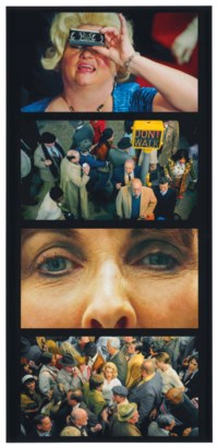 Face in the Crowd Film Strip #4, 2013