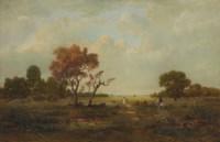 La Plaine de Chailly près de Fontainebleau