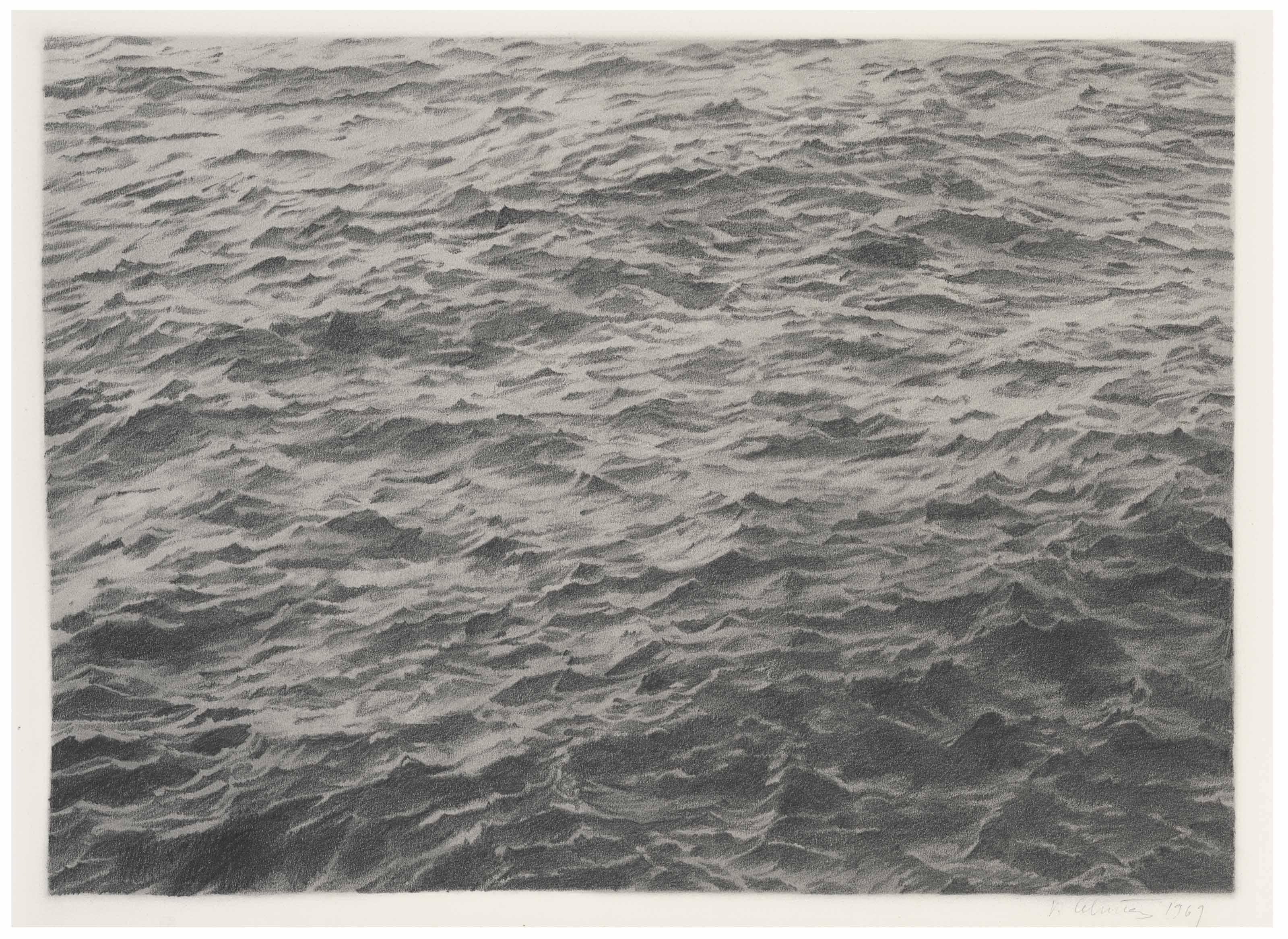 Vija Celmins (B. 1938)