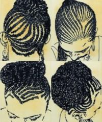 Hair Portrait #9