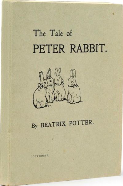 POTTER, Beatrix (1866-1943). T
