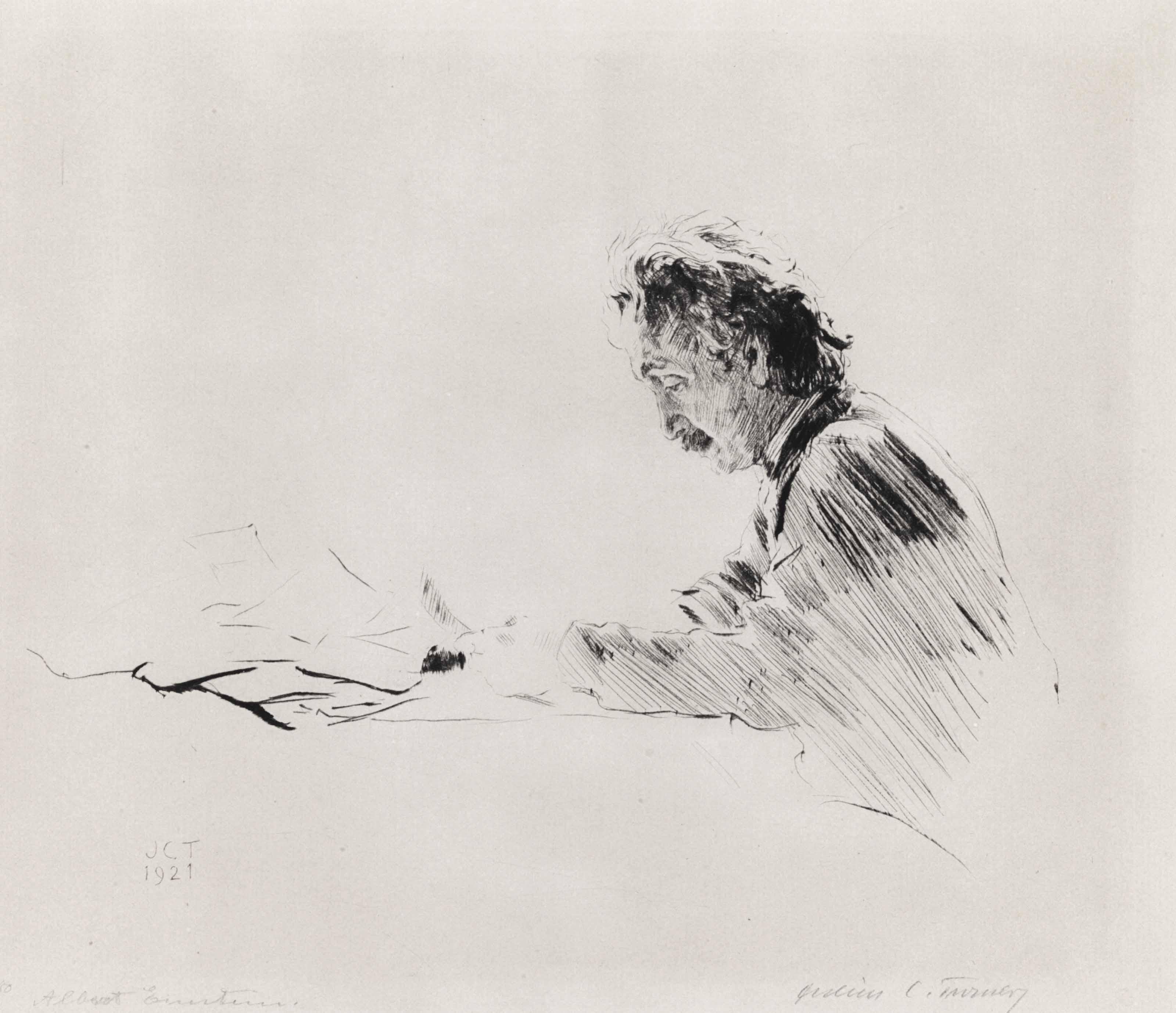 EINSTEIN, Albert (1879-1955) –