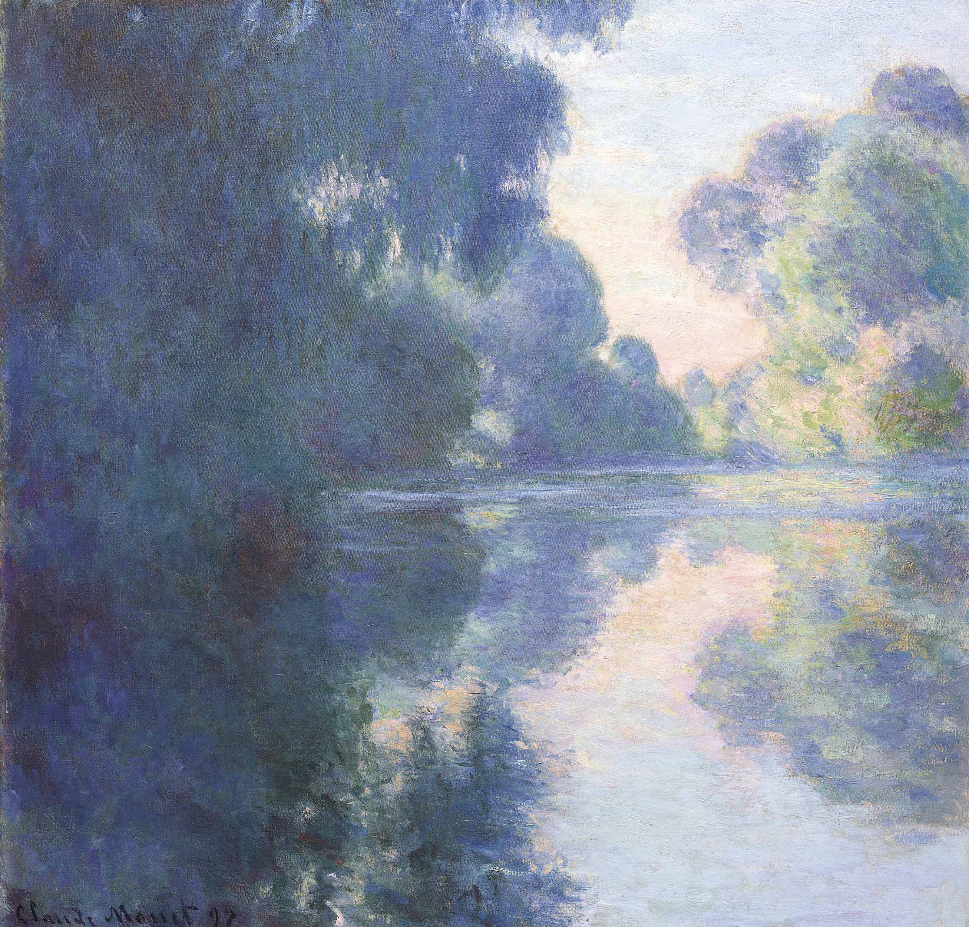 Matinée sur la Seine
