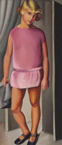 Portrait de Kizette