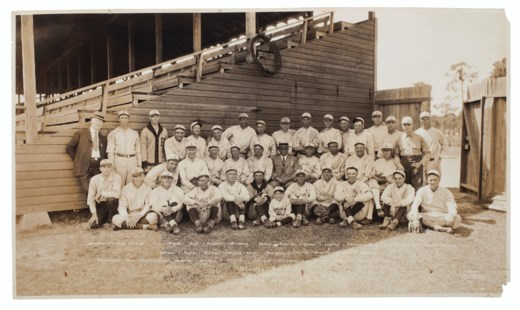 1925 BROOKLYN ROBINS TEAM PHOTOGRAPH