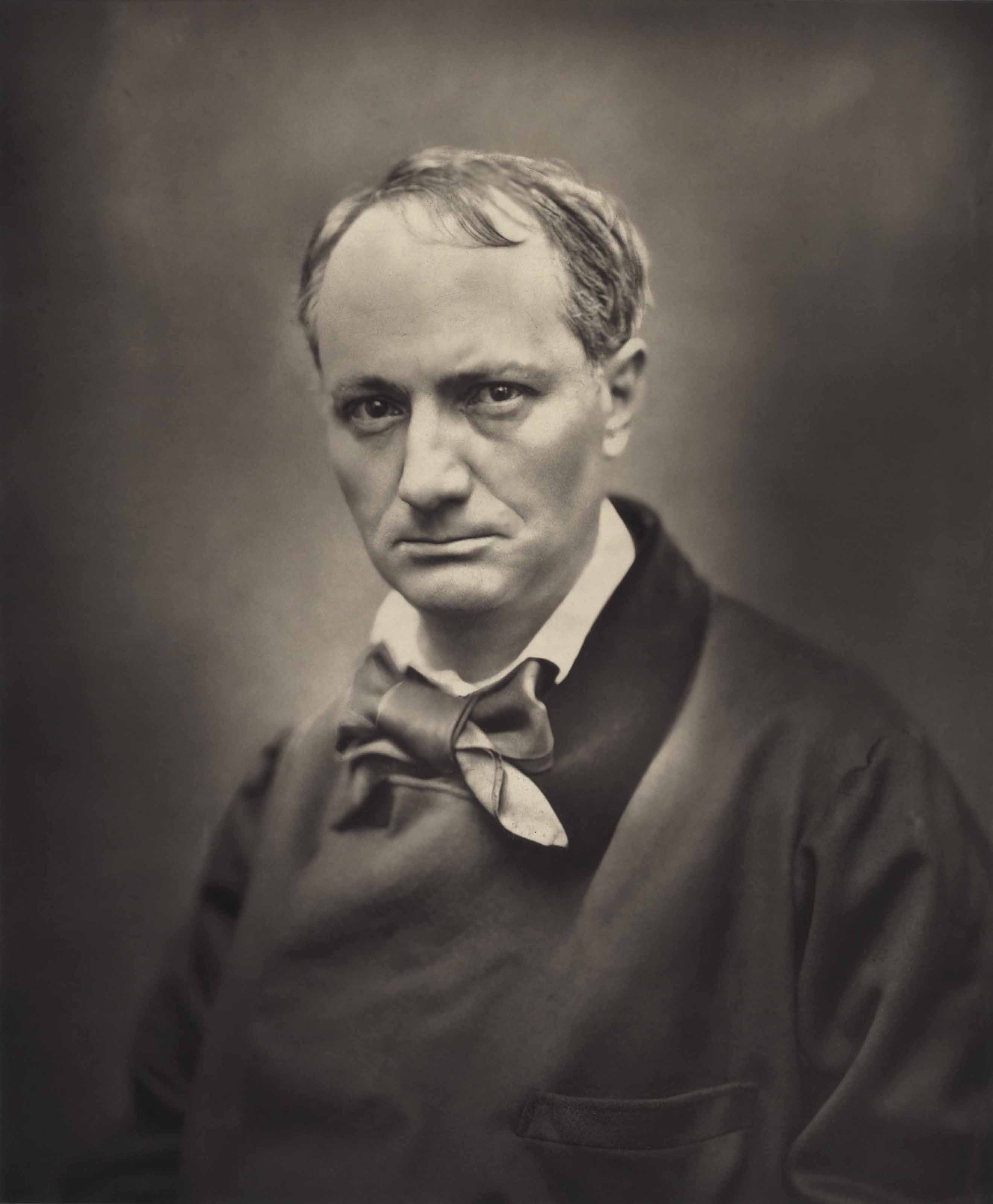 Charles Baudelaire, c. 1862