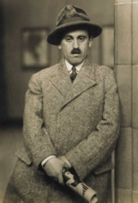 Art Dealer, Cologne, 1927