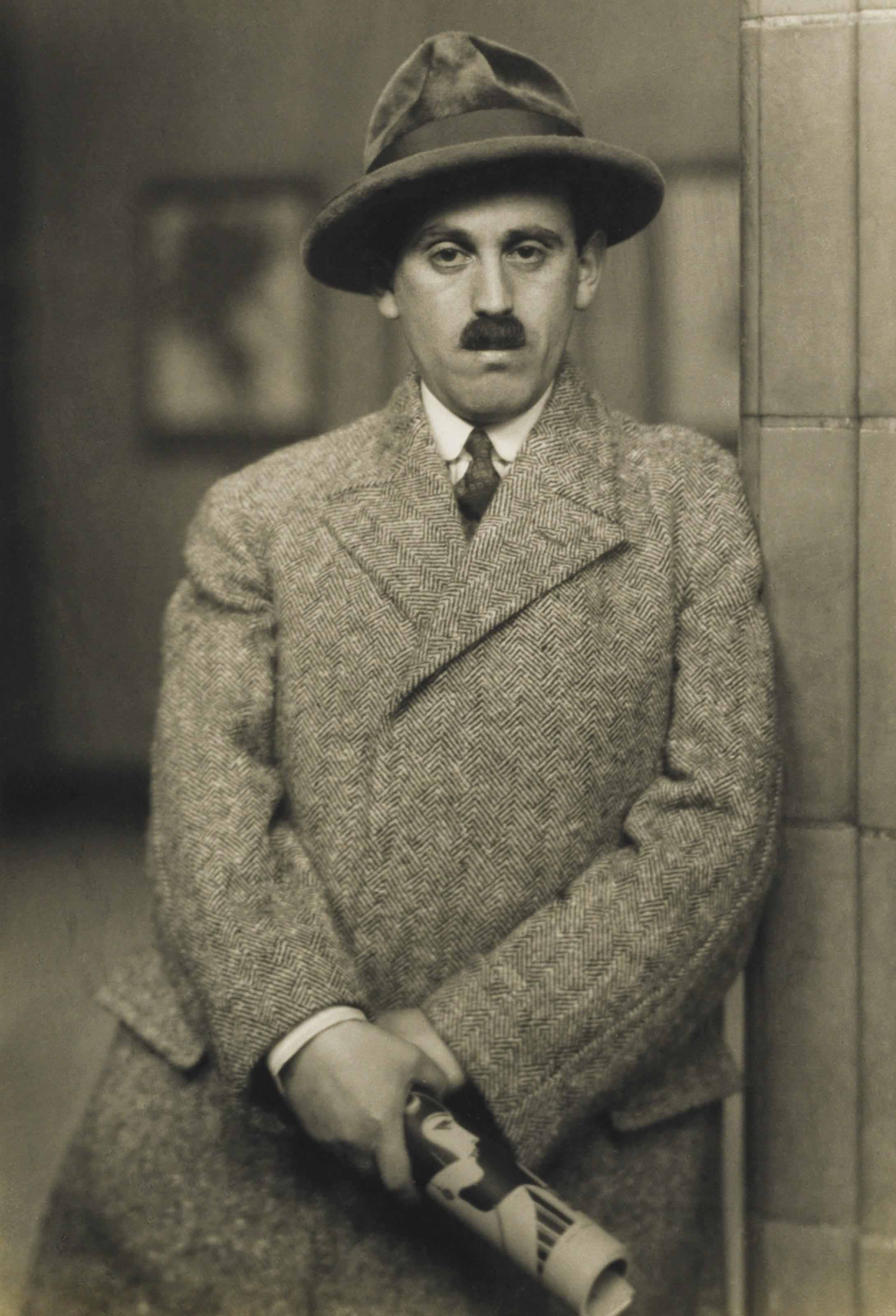 Art Dealer, Cologne, 1927