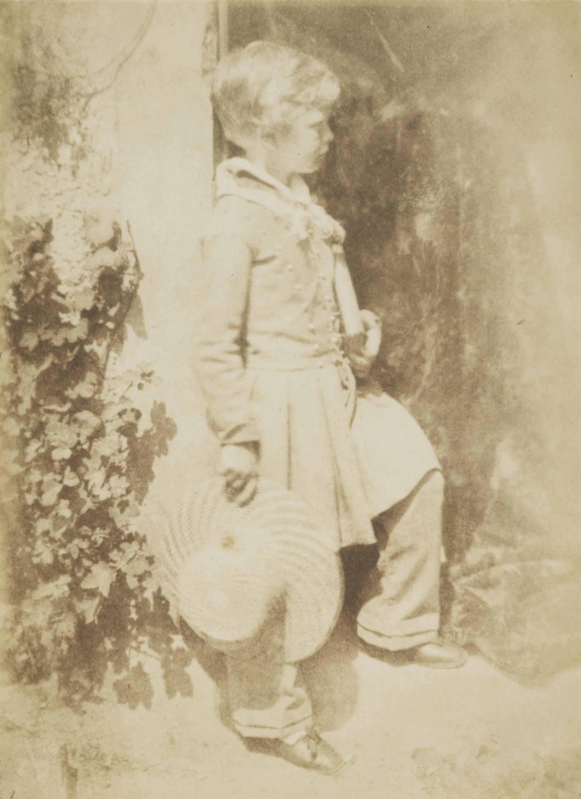 Master Hope Finlay, 1843–1847