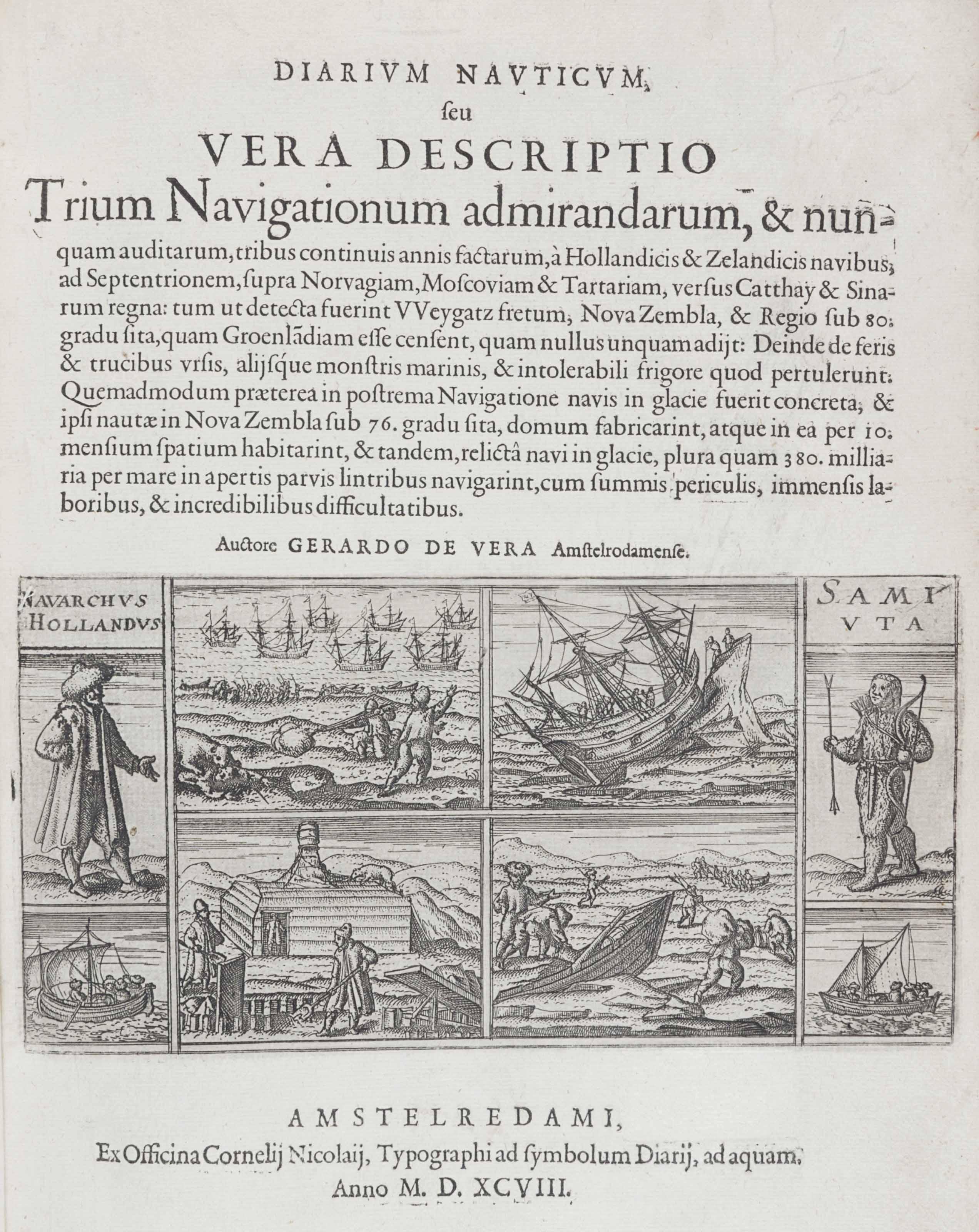 VEER, Gerrit de (c.1573-after