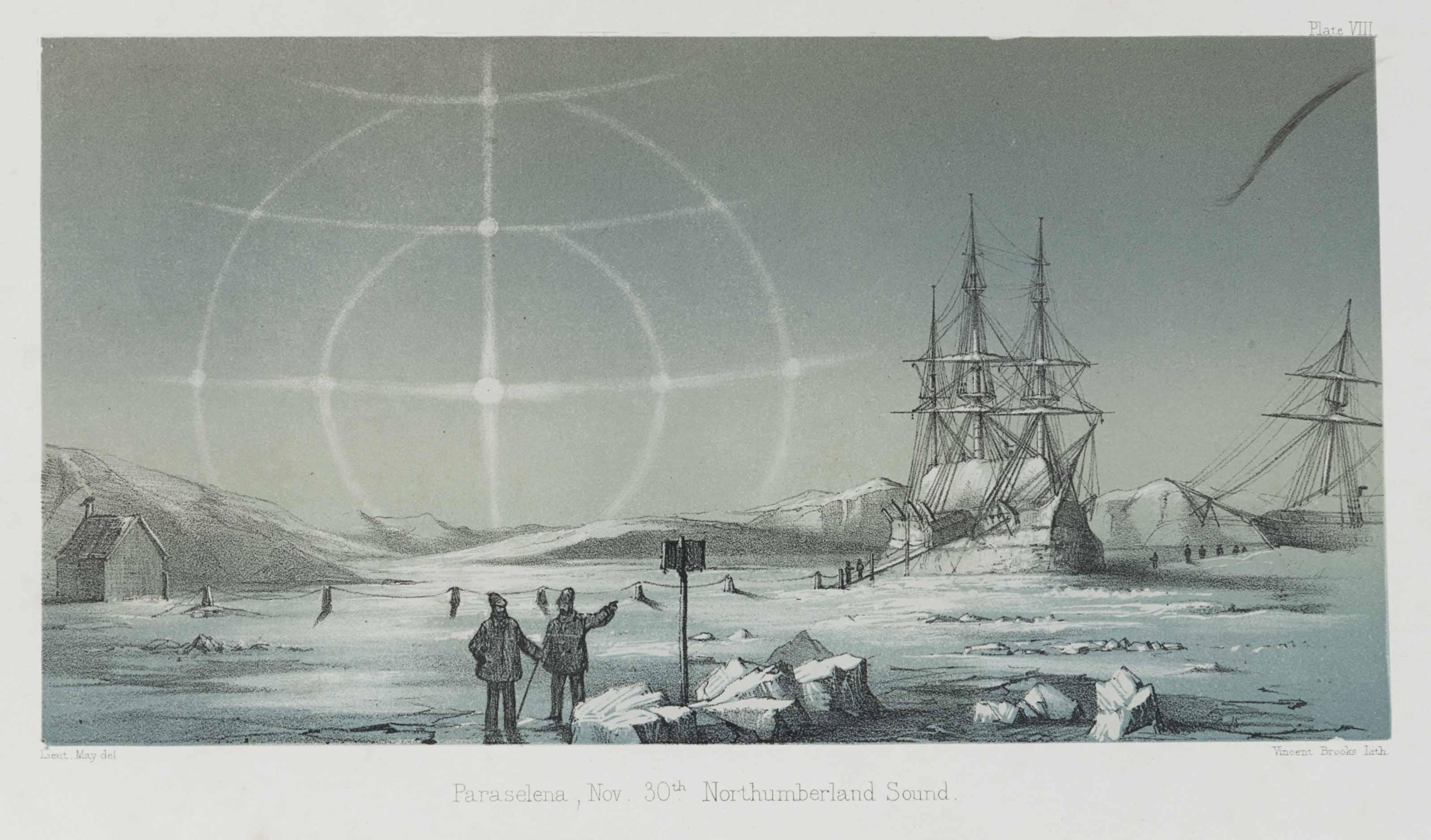 BELCHER, Edward (1799-1877). T