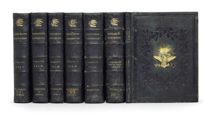 WILKES, Charles (1798-1877). N