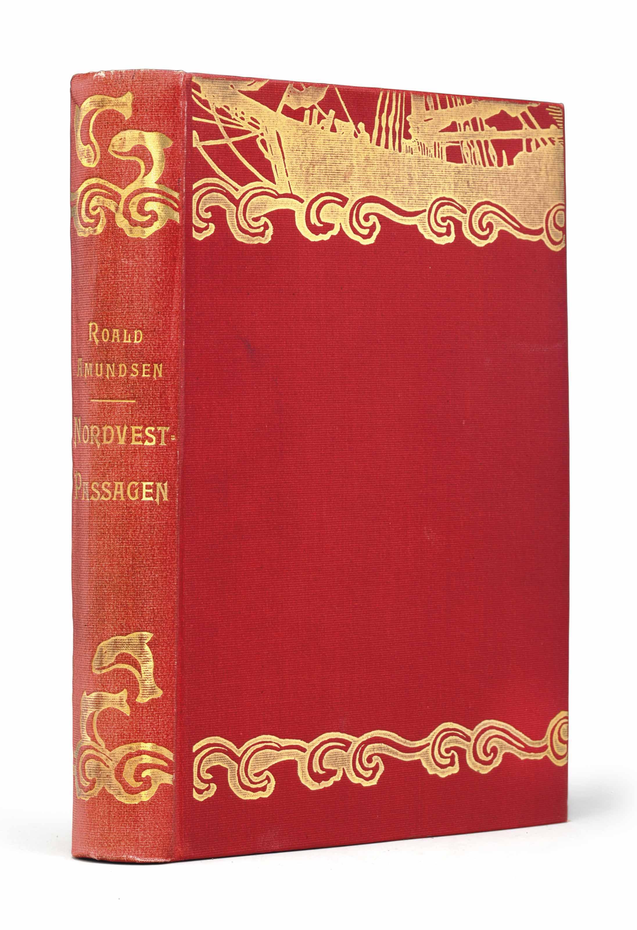 AMUNDSEN, Roald (1872-1928). N