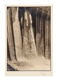 Fort Peck Dam, Montana, 1936