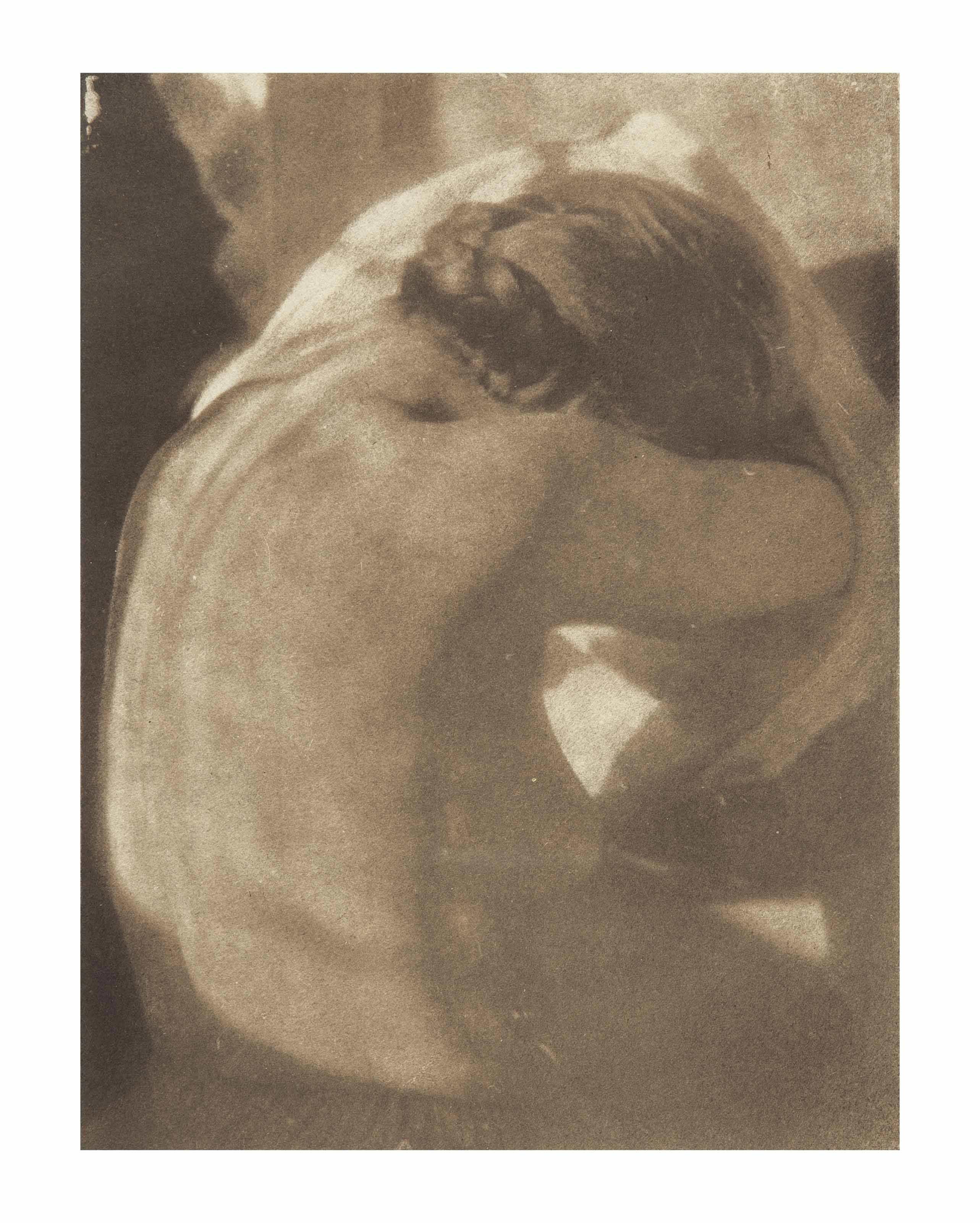Nude in Sunlight, c. 1920