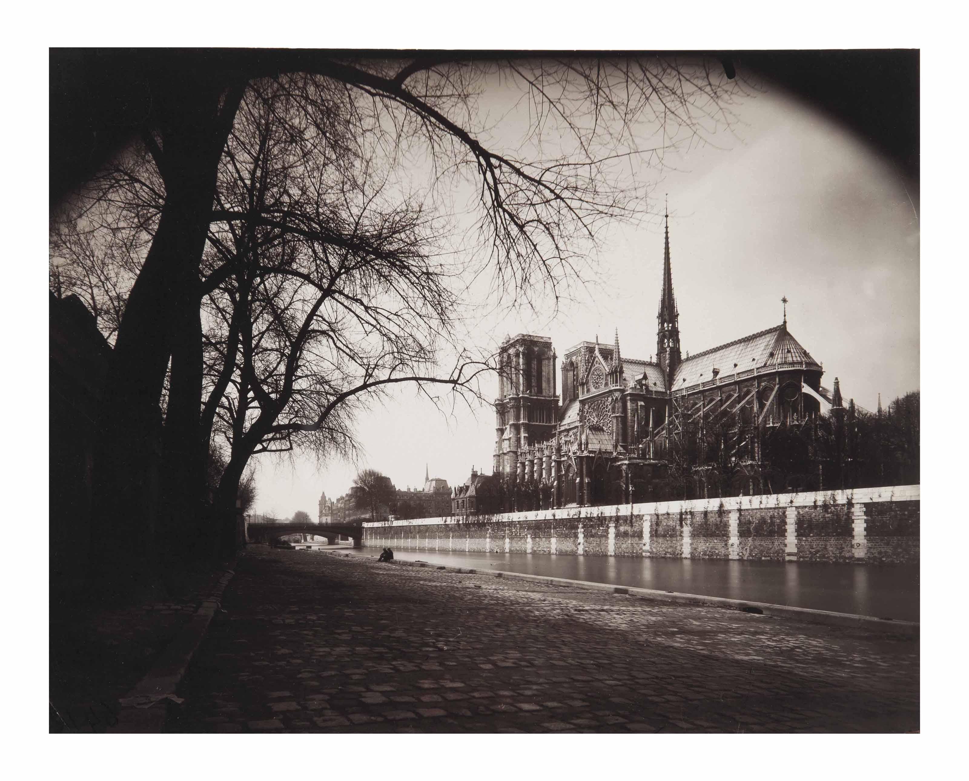 Notre-Dame, 1923
