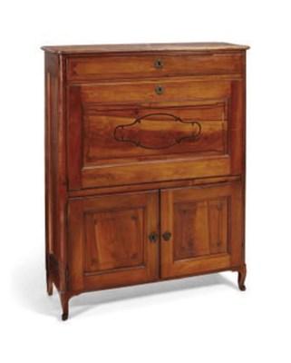 secretaire a abattant d 39 epoque transition par jean francois hache vers 1772 christie 39 s. Black Bedroom Furniture Sets. Home Design Ideas