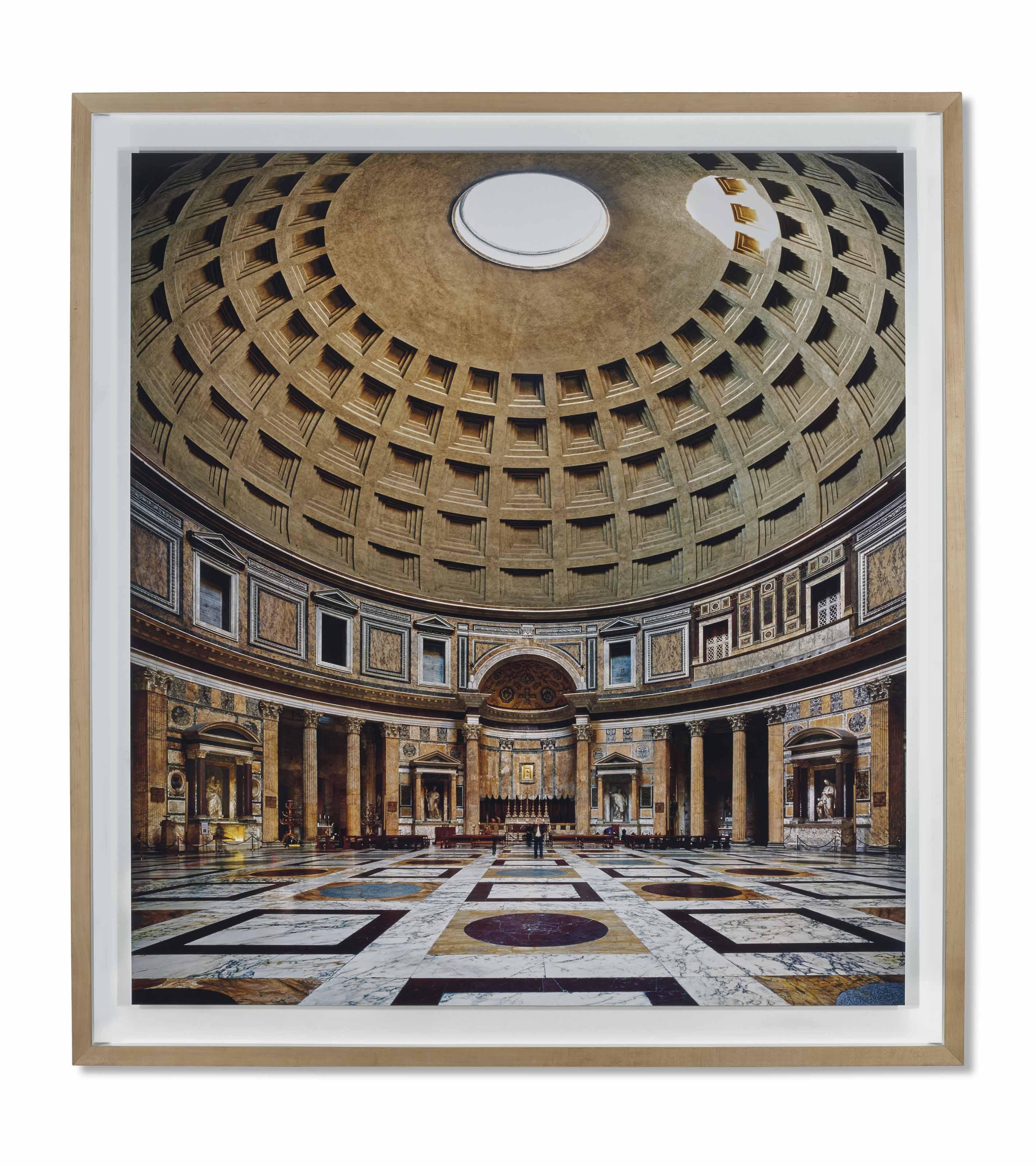 Panthéon, Rome, 2011
