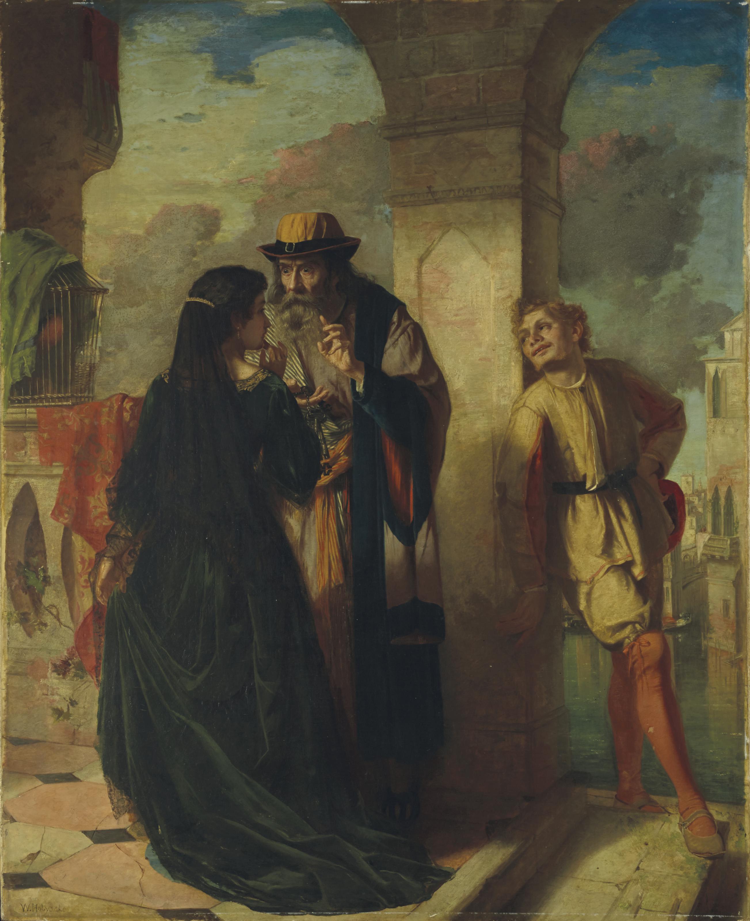 'Le marchand de Venise'