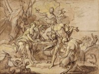 Bacchus, Ariane et Vénus