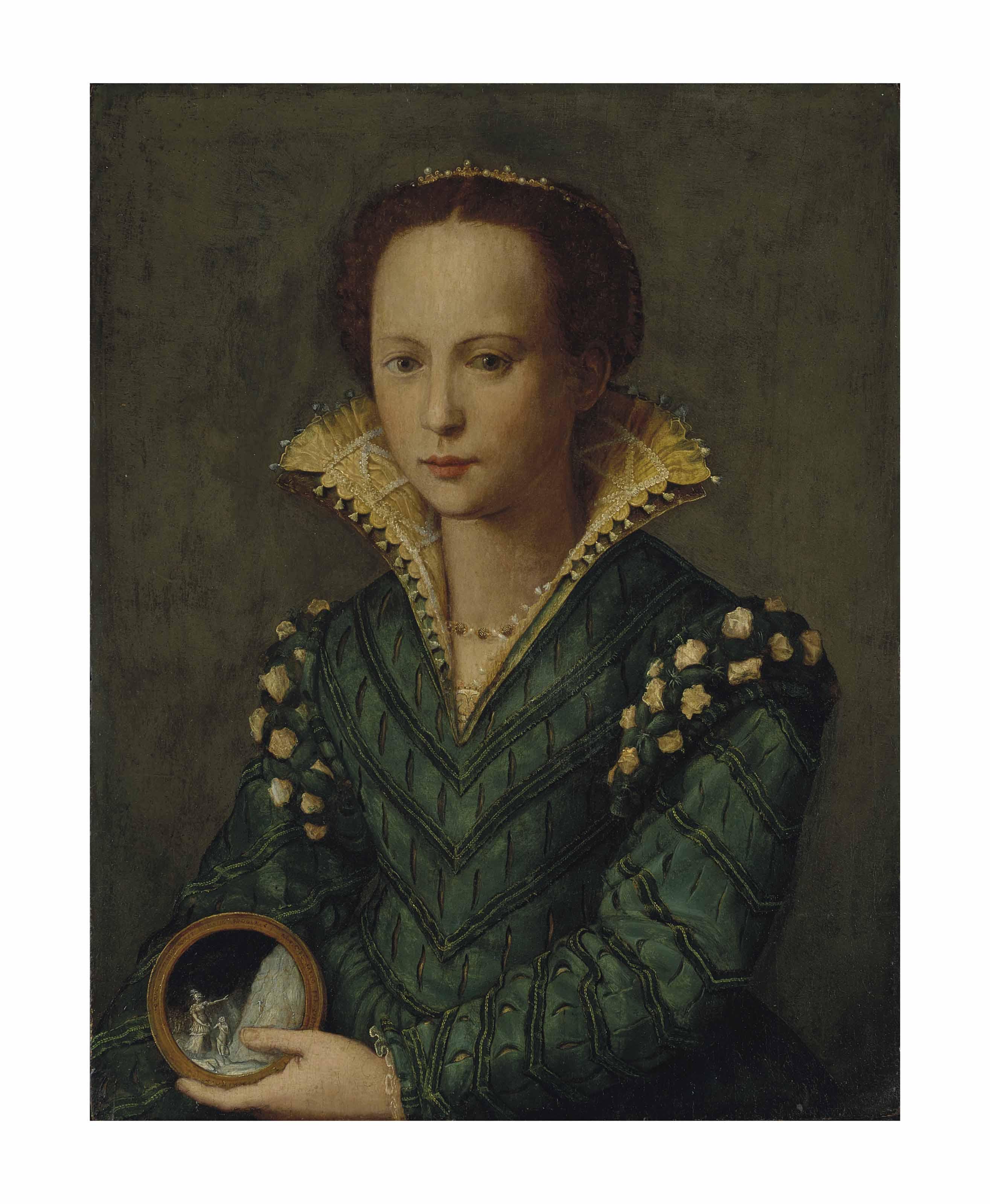 Portrait de femme, dit autrefois de Catherine de Médicis