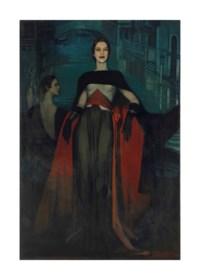 Portrait de Madeleine Bonnardel (1899-1952), comtesse de Montgomery