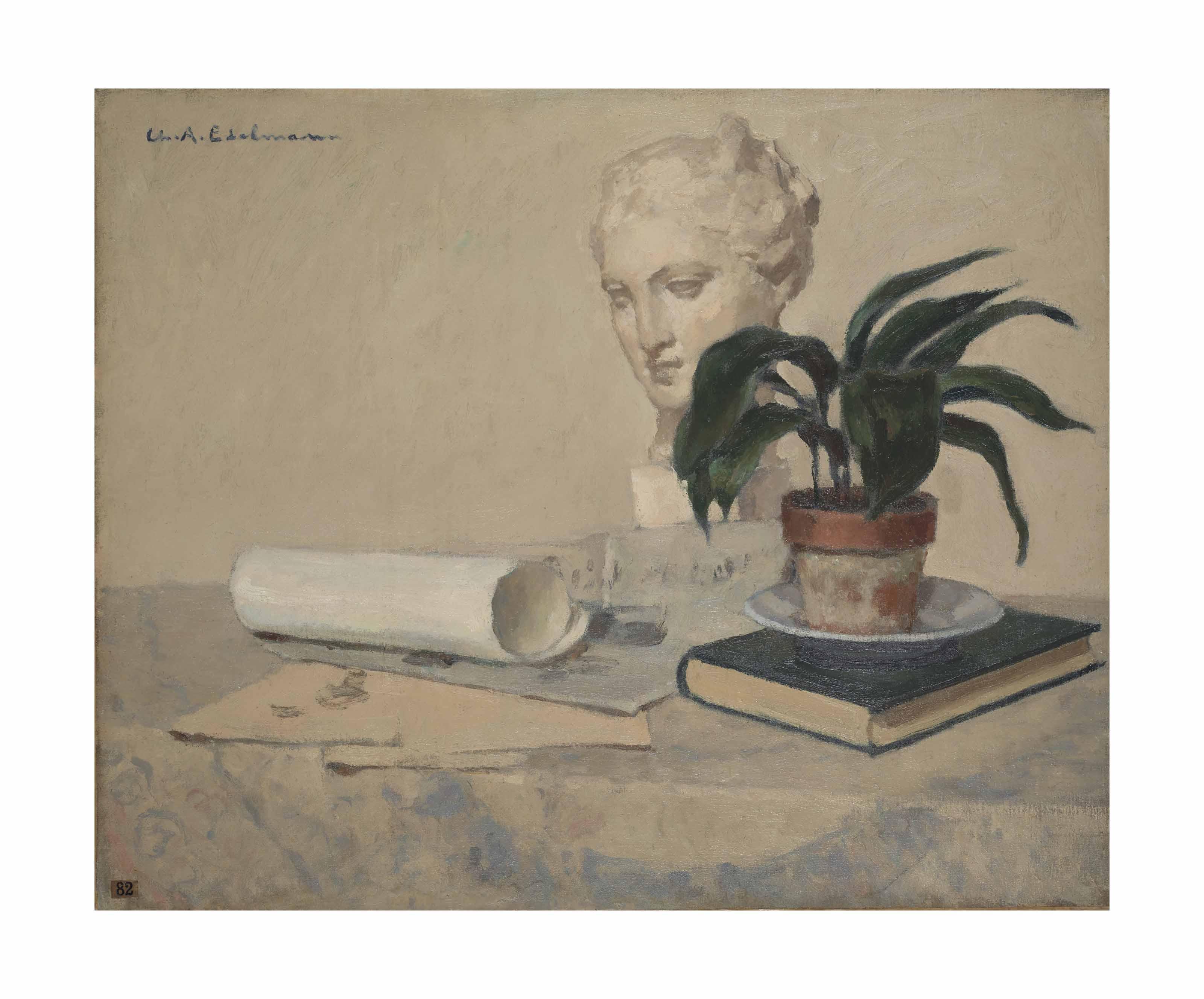 CHARLES AUGUSTE EDELMANN (SOULTZ-SOUS-FORÊTS 1879-1950 PARIS)