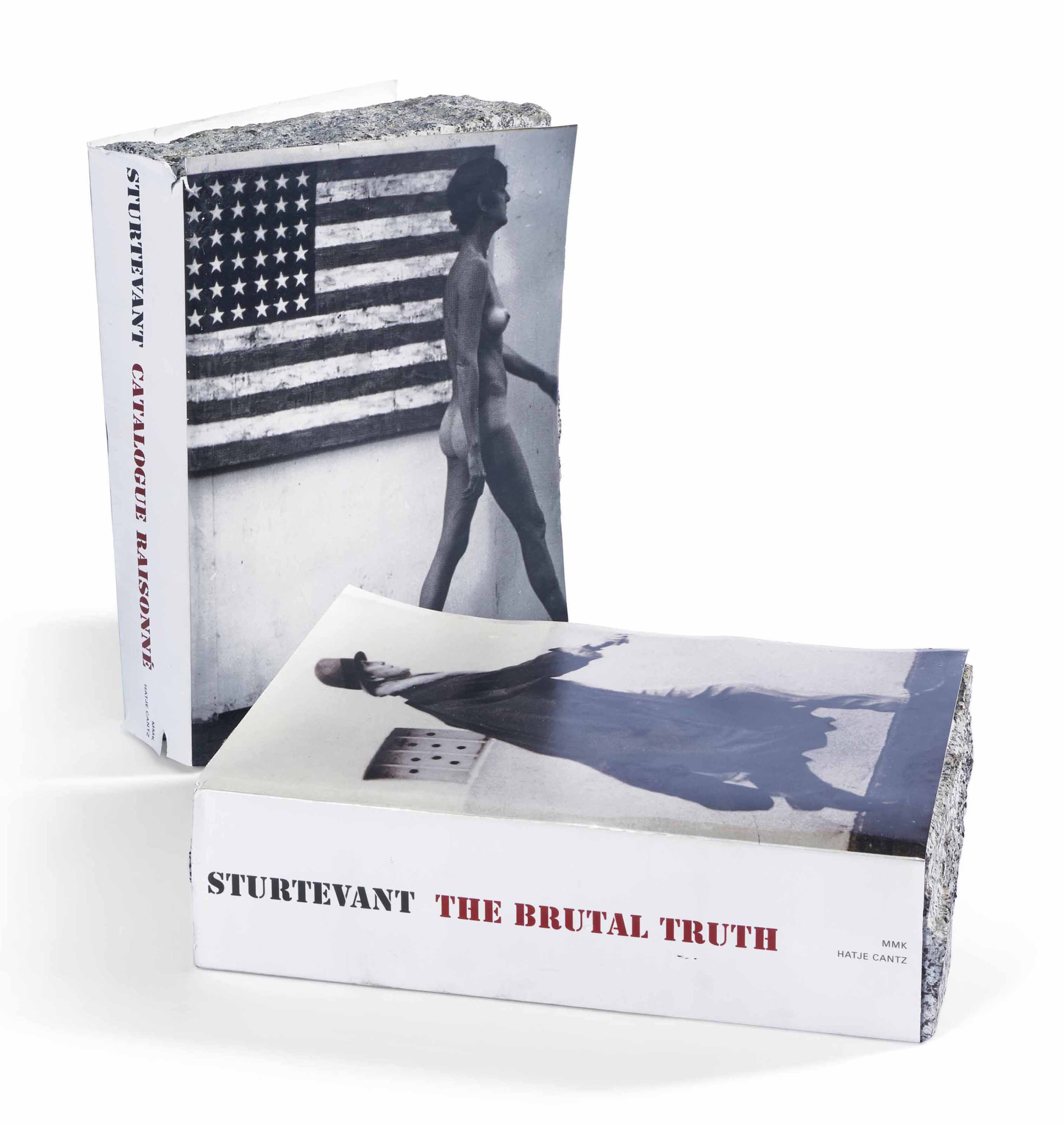 The brutal truth / Catalogue raisonné Brickbat