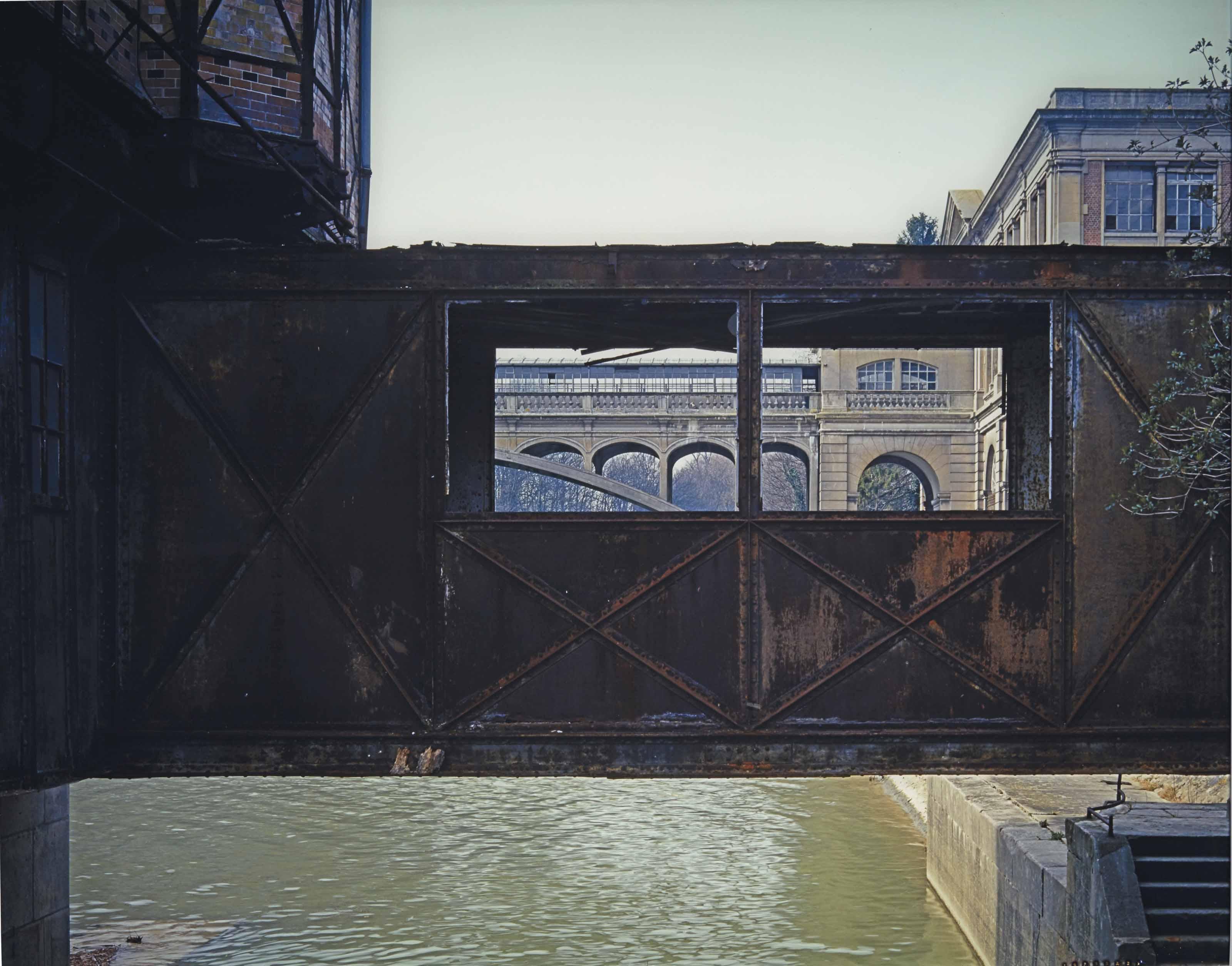 Usine Menier, Noisiel, 1994