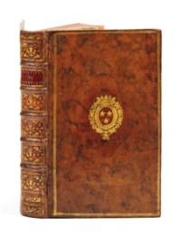 [FRANKLIN, Benjamin] Constitutions des treize états unis d'Amérique. Philadelphie et Paris : Pierres & Pissot, 1783.