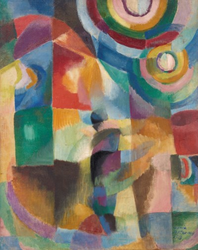 Sonia Delaunay (1885-1941)