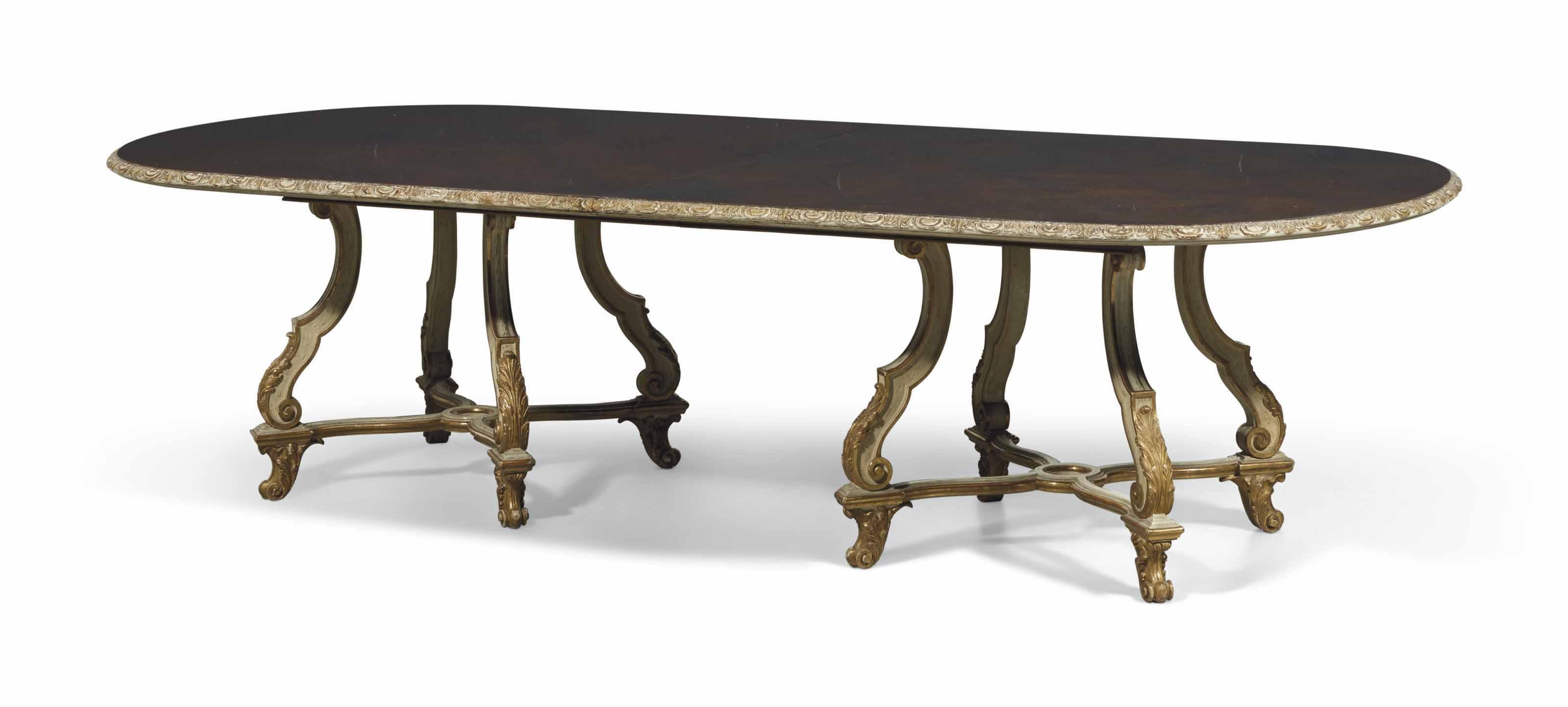 TABLE DE SALLE A MANGER DU XXe SIECLE