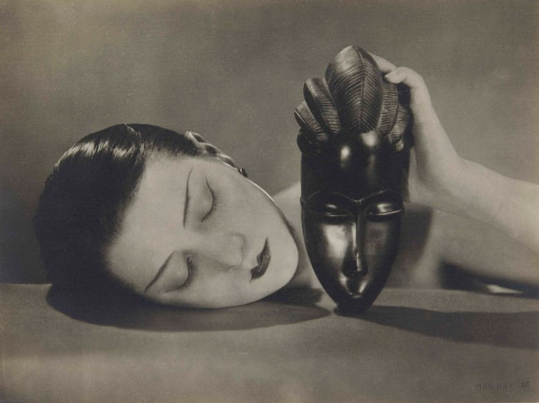 Man Ray (1890-1976), Noire et Blanche, 1926. Sold for €2,688,750 on 9 November 2017 at Christie's in Paris. © Man Ray TrustADAGP, Paris and DACS, London 2018