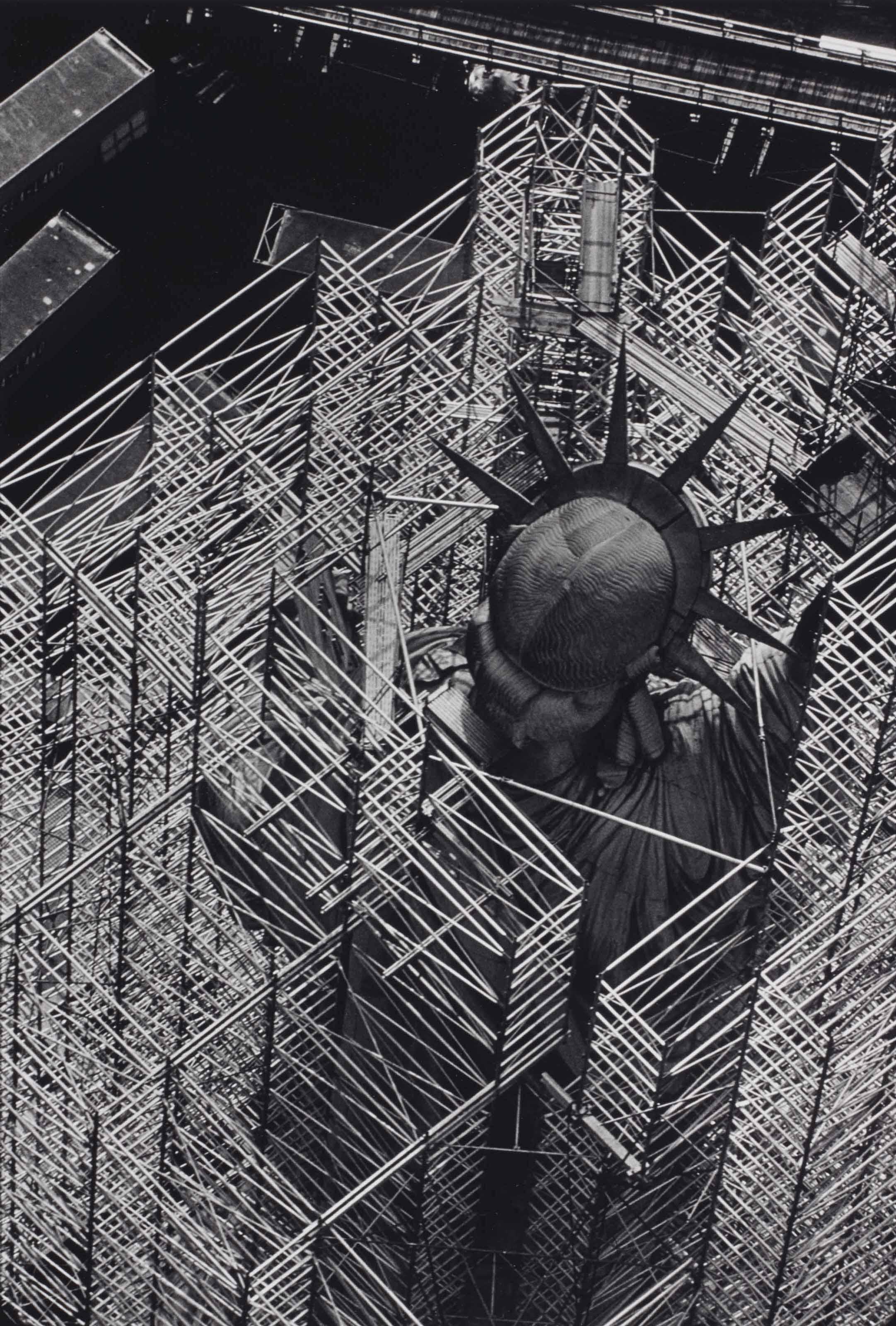 Statue de la Liberté, New York, 1984