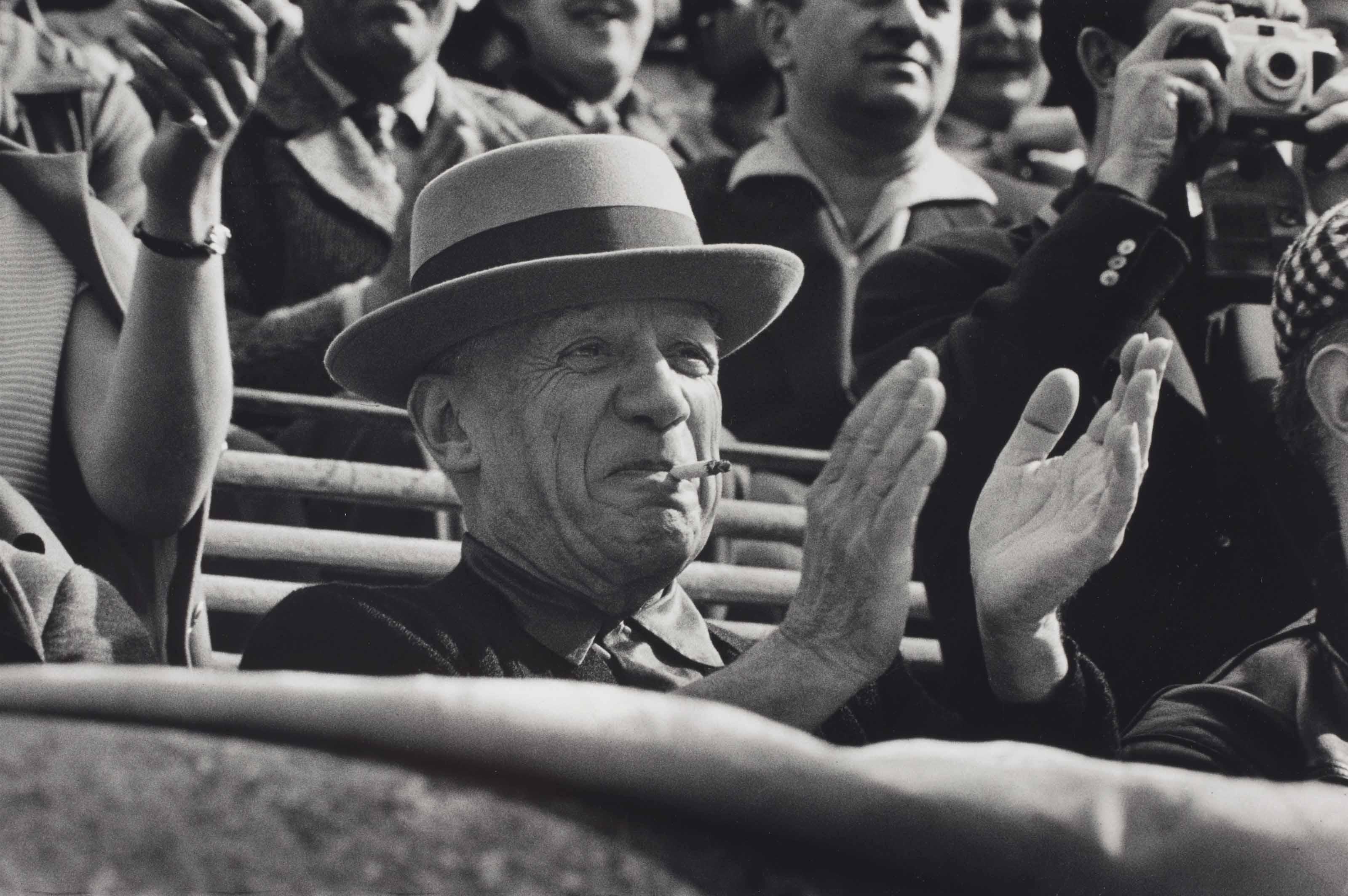 Pablo Picasso, Nîmes France, 1957
