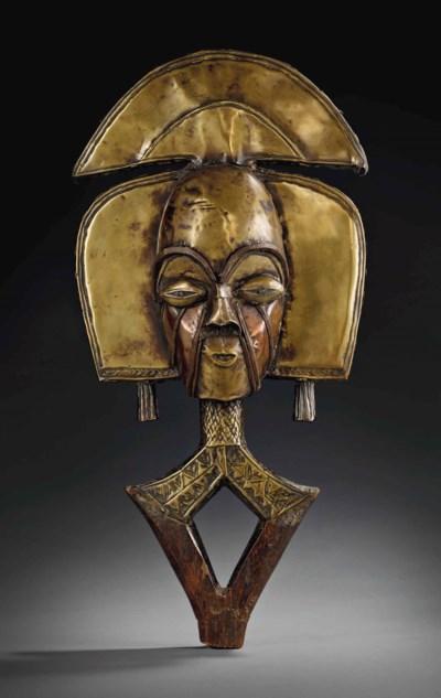 Figure de reliquaire Kota-Ndas