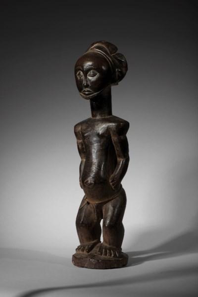 Statue d'ancêtre Hemba-Niembo,