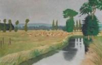 Ruisseau à Arques-la-Bataille, 1903