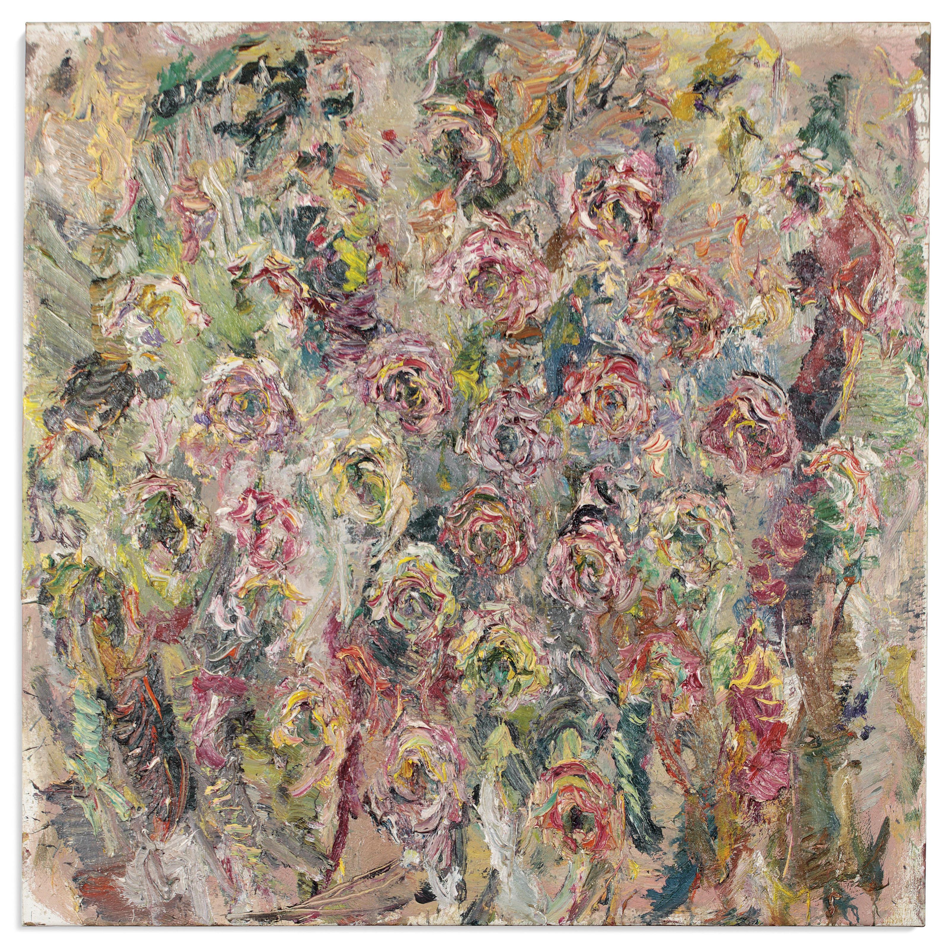 Gemengde Tuinrozen V (Mixed Garden Roses V)