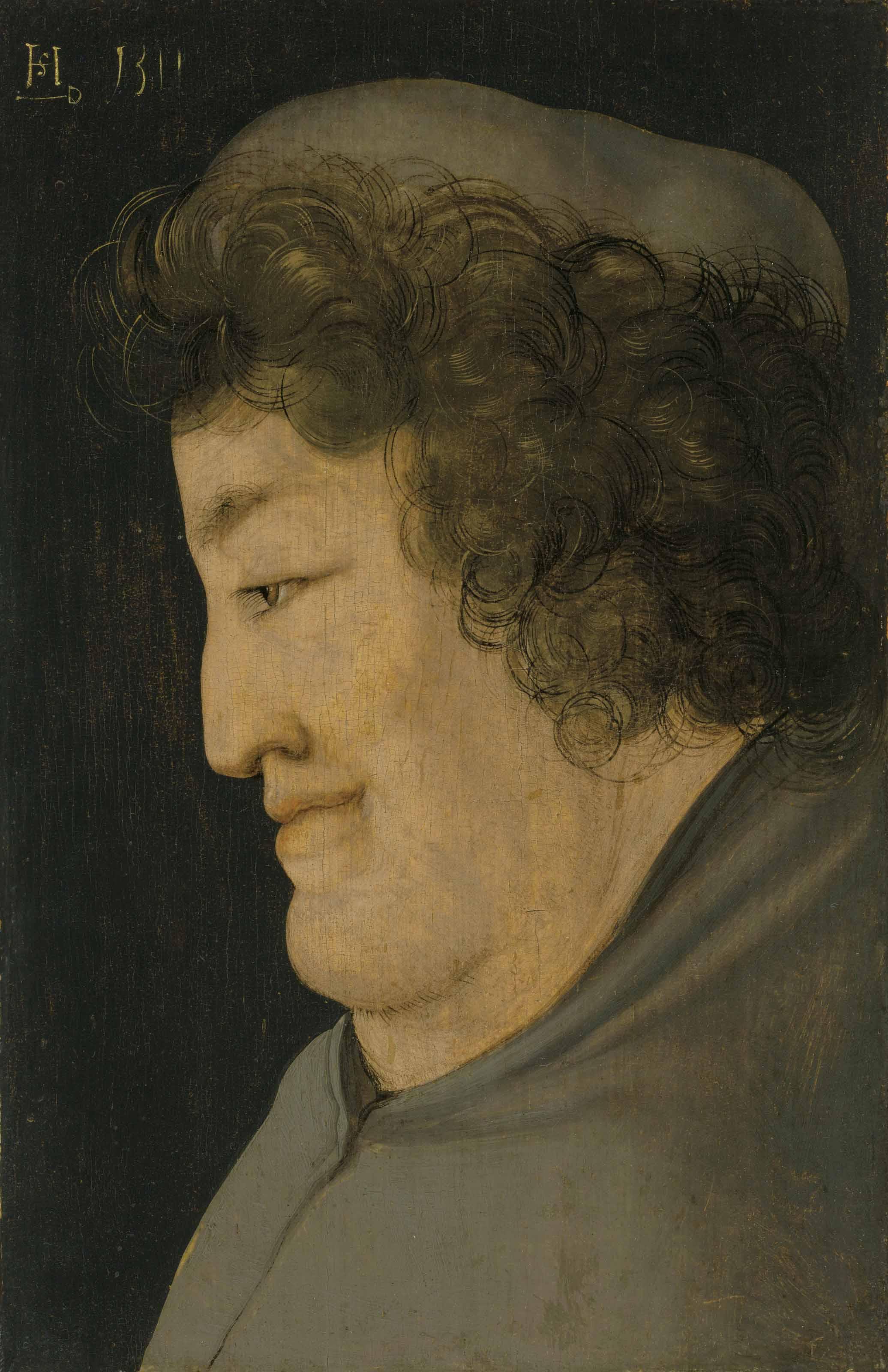Hans Schäufelin I (?Nuremberg