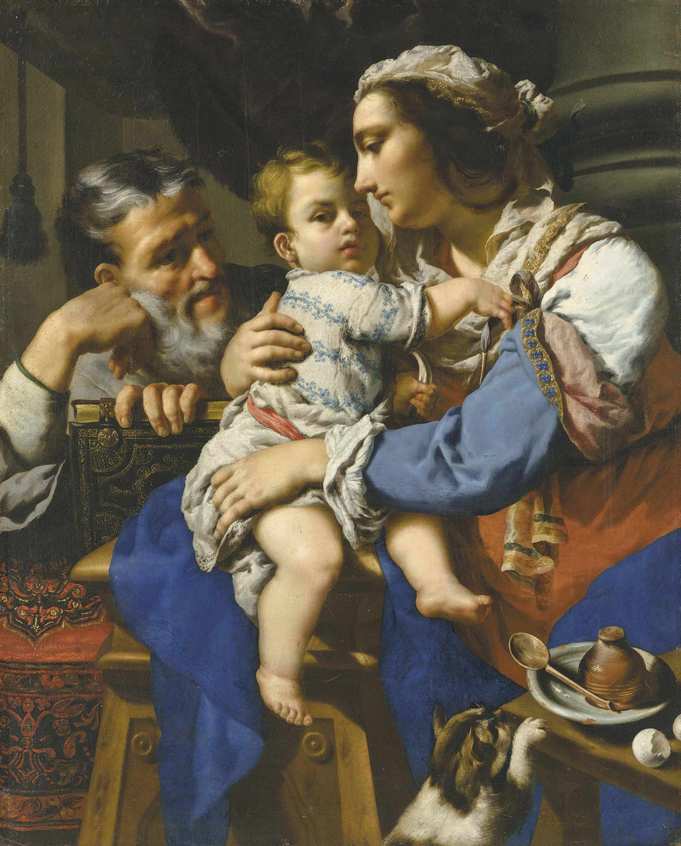 Alessandro Rosi (Florence c. 1627- c. 1707)