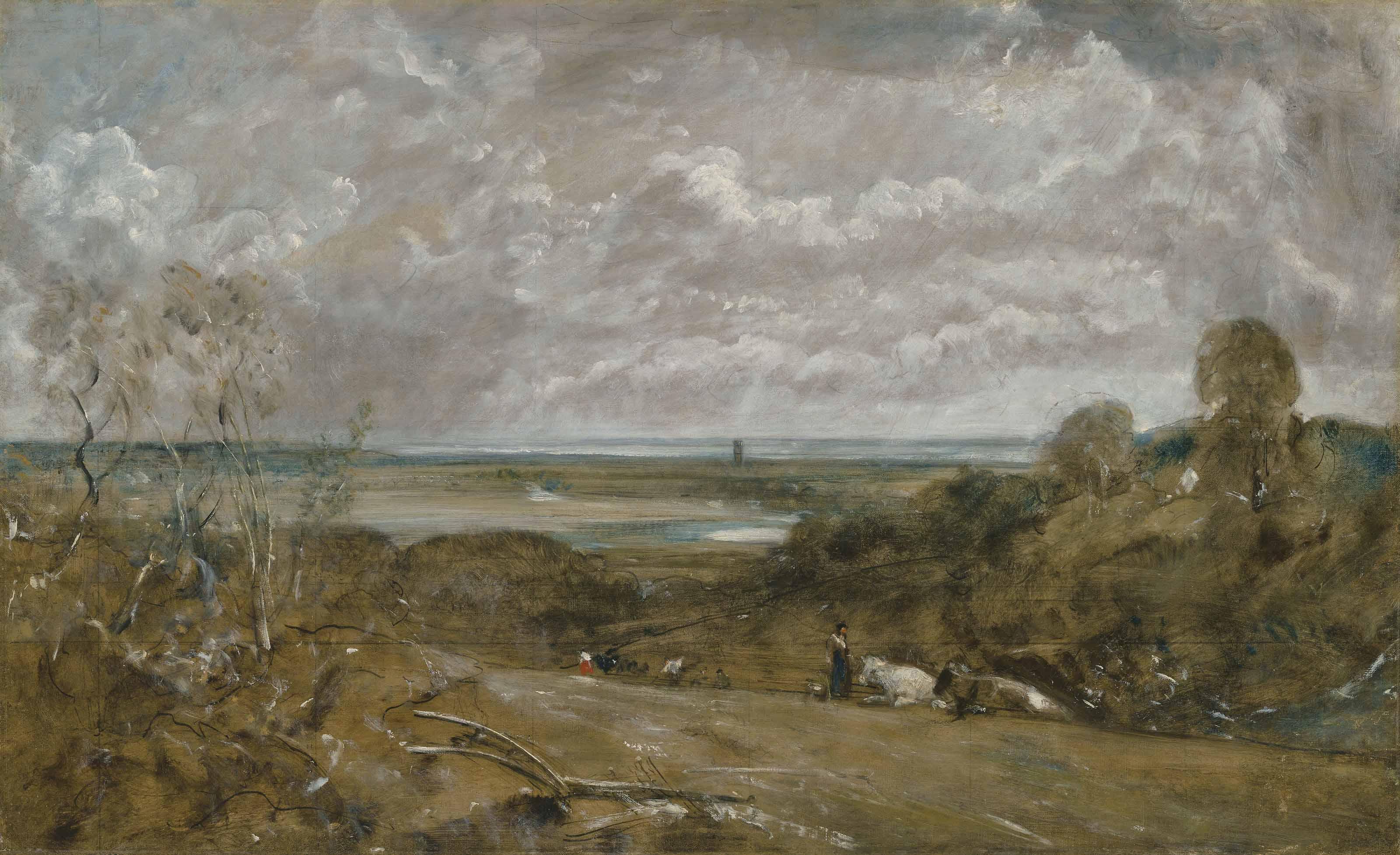 John Constable, R.A. (East Bergholt 1776-1837 London)