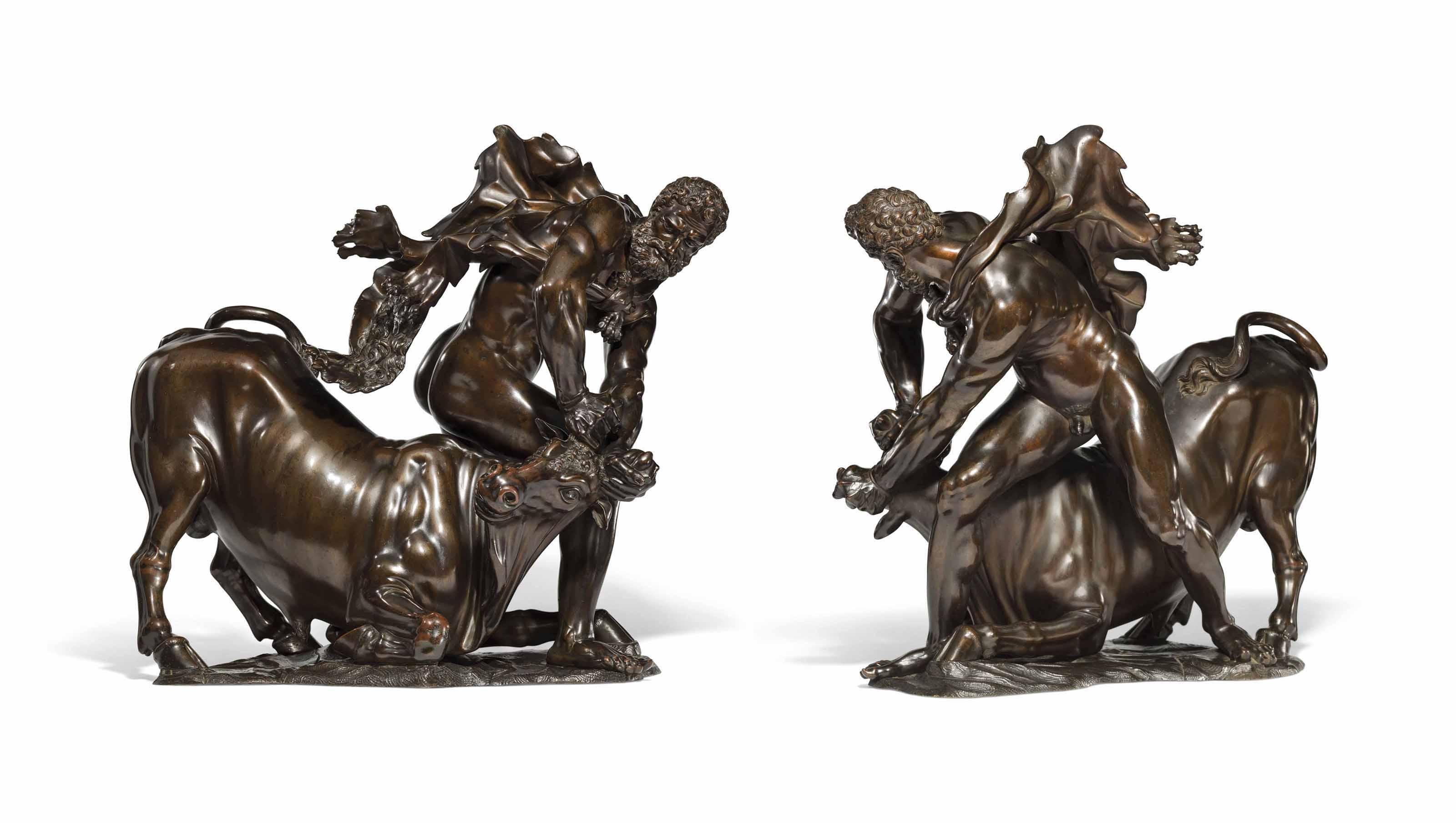 FERDINANDO TACCA (1619-1686), FLORENCE, CIRCA 1640-50