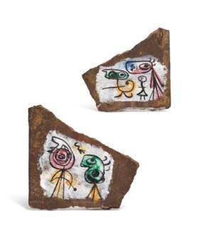Joan Miró (1893-1983) and Josep Llorens Artigas (1892-1980)
