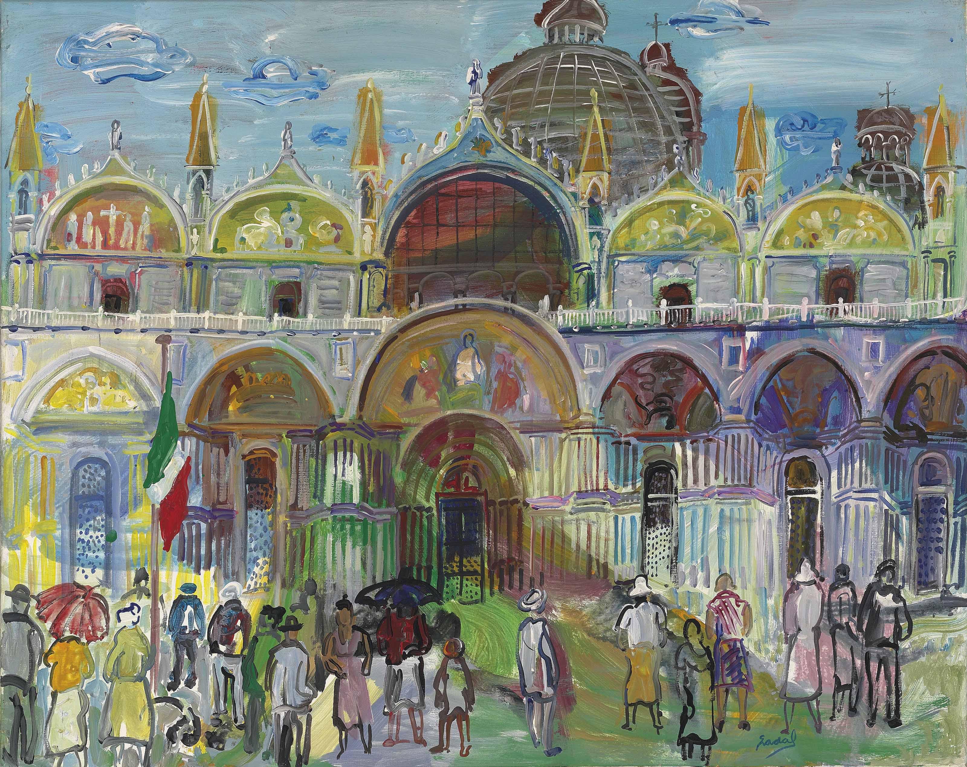 Basilique de St. Marc