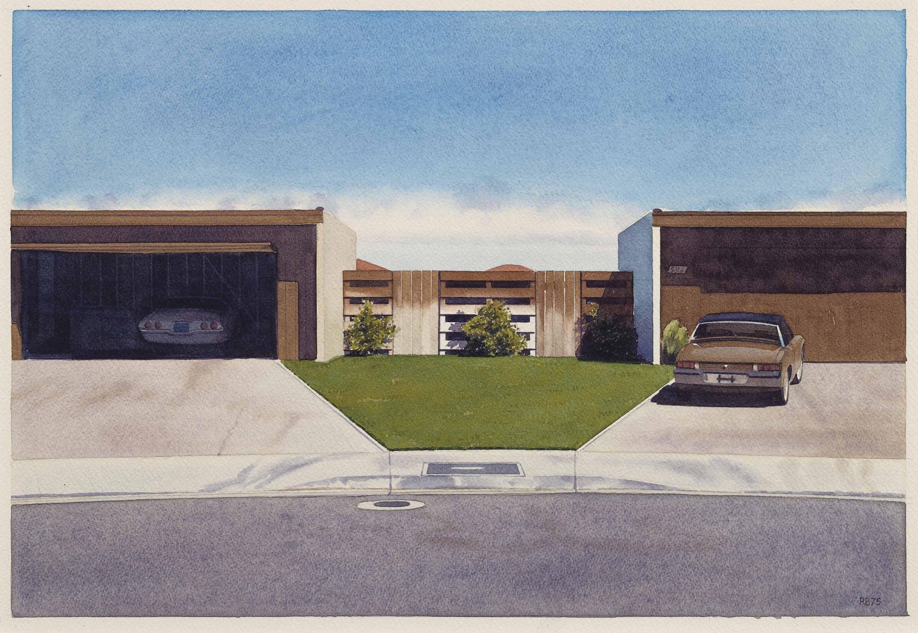Palm Springs Porsche