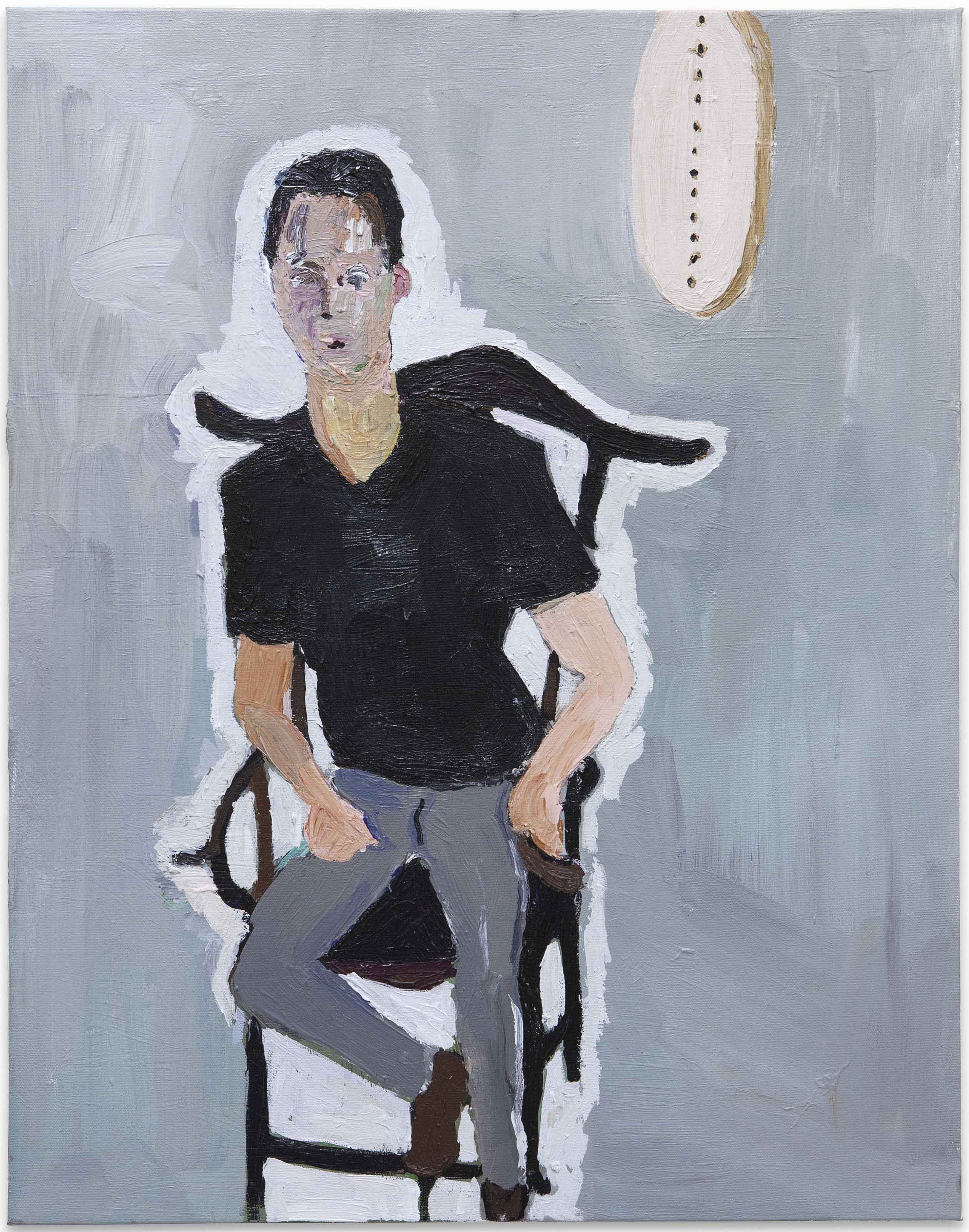 Untitled (Portrait of Hez Cohen)