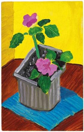 David Hockney, O.M., C.H., R.A. (b. 1937)