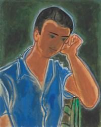 Greek Fisherboy