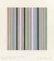 Bridget Riley, C.H. (b. 1931)